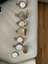Used Pocket Watches good for parts