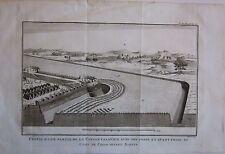 1774 BATAILLE ALEXIA Histoire Polybe Battaglia di Alesia circumvallation Cesare