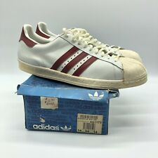 VERY RARE The Original Adidas Superstar Vintage 70's Made in France - SIZE 14