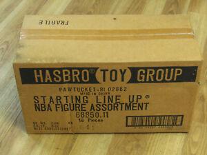 SEALED 1996 Hasbro Starting Line Up NBA Figure Assortment 68850.11 (16 Pieces)