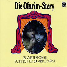 ESTHER OFARIM - DIE OFARIM STORY: WELTERFOLGE NEW CD