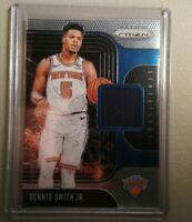 2019-20 Panini Prizm DENNIS SMITH JR SS-DSJ Sensational Swatches Patch Game Worn