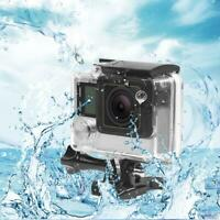 30m Underwater Waterproof Case Cover Housing for GoPro Hero 3+/4 Camera