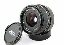 CANON FD Fit TEFNON MC 1:2.8 F=28mm Wide Angle Lens for A-1, AE-1, AV-1 T70 etc