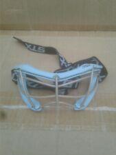 Stx Women's Focus-S Lacrosse Goggles - Columbia Blue Little Damage Last Picture