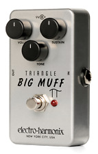 Electro-Harmonix Triangle Big Muff Pi Distortion Sustainer