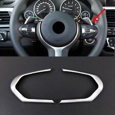 Steering Wheel Decoration Frame Cover Trim for BMW M3 M4 M5 New 1 3 series X5M