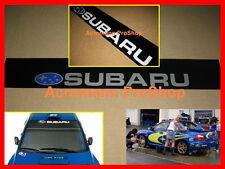 """53"""" WRC Windshield Decal Sticker sunstrip for wrx GDB S203 S204 Rally GRB subaru"""