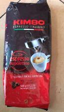 Kimbo Espresso Italiano Espresso Napoletano Whole Beans 1.1lb Exp 9/15