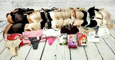 Lot of 40 New Assorted Women's Bras & Assorted Women's Underwear - Bbm395