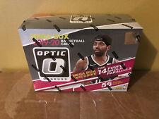 2019-20 Panini NBA Donruss Optic Basketball Trading Card MEGA Box TARGET SEALED