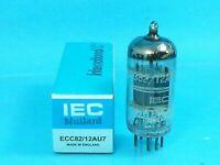 MULLARD IEC 12AU7 ECC82 VACUUM TUBE 1965 Gf2 SINGLE SWEET SPLT TOP BLACKBURN B6A