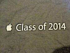 APPLE logo NEW EMPLOYEE T-SHIRT Class of 2014 Gray Extra Large XL tee Cupertino