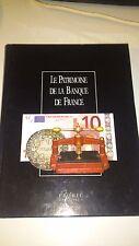Le Patrimoine de la Banque de France, volume 1 - Collectif - Flohic Editions