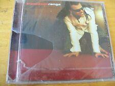 FRANCESCO RENGA OMONIMO CD SIGILLATO 2001