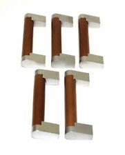 5x Griff Griffe Wildbuche Möbelgriff Möbelgriffe Küchengriff Stangengriff 113 mm