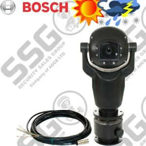 Bosch MIC 400 Used PTZ High Security CCTV Camera 36X Zoom Extreme Environment
