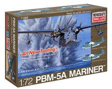 Minicraft 11669 Martin Mariner PBM5/5A US Navy 1/72 Scale Plastic Model Kit