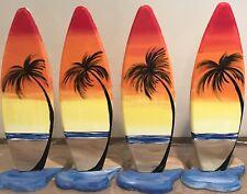 2ft SURF SURF BOARD SURFBOARD REPLICA PROP DECORATION PARTY TABLE CENTERPIECE!!