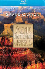 SCENIC NATIONAL PARKS: GRAND CANYON BLU-RAY DISC  5.1 SURROUND SOUND FREE SHIP