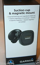 NIB Genuine Garmin Nuvi 3597LMT 3597LMTHD Universal Suction Cup & Magnetic Mount
