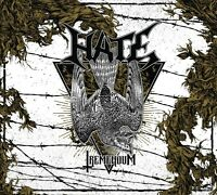 "HATE (Poland) ""Tremendum"" 2017 NEW DIGIPAK CD +1 Bonus Track death black metal"