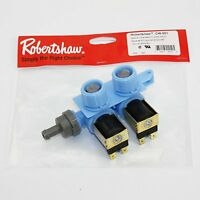 Invensys OEM 8181694 for Whirlpool Kenmore Kitchenaid Washer Water Valve PS39147
