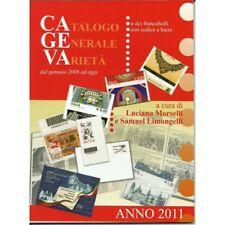 CAGEVA 2011 CATALOGO CODICE A BARRE E VARIETA MF6723