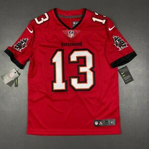 100% Authentic Mike Evans Buccaneers Nike Vapor Limited Jersey Size M 40 Mens