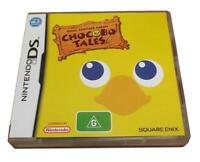 Chocobo Tales Final Fantasy Fables DS 2DS 3DS Game *Complete*