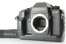 【Exc5:Read】Contax RTS III 35mm SLR Film Camera Body only From Japan #210-A