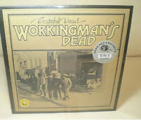 "Grateful Dead*Workingman's Dead 50th Anniversary ""Oil Stained"" Only 2,000 Copies"