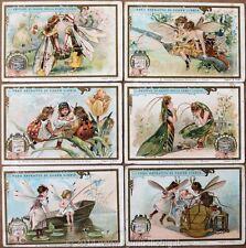 Chromo Liebig Sang. 576 ITA Storia Naturale Infantile ANNO 1898
