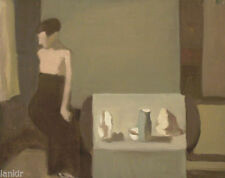 Peintures du XXe siècle et contemporaines huiles encadrés personnage