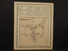 New York, Wayne County Map, 1874, Rose Valley, Y4#54