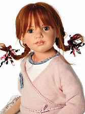 """""""ANNIKA"""" - EXQUISITE COLLECTORS DOLL BY HILDEGARD GUNZEL- 32""""- NEW-IN STOCK NOW"""
