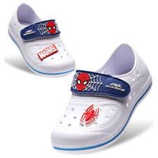 Marvel x Korean KeonJong Spider-man Slippers Summer Sneakers Kids strap Sandals