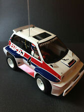 Tamiya Honda City Turbo 1:10 Willy´s Wheeler WR-02C Chassis RTR VINTAGE LOOK !!!