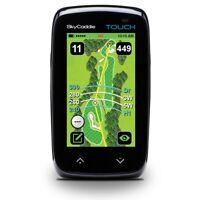 SKYCADDIE TOUCH GOLF GPS UNIT PRE-LOADED MAPS RANGEFINDER WIRELESS BLUETOOTH