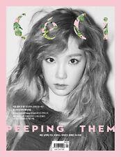 CECI TAEYEON GIRLS' GENERATION TWICE KOREA MAGAZINE 2016 SEP SEPTEMBER NEW