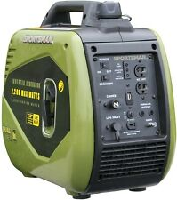 Sportsman Dual Fuel Inverter Generator