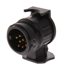 12V 13 To 7 Pin Plug Adapter Electrical Converter Truck Trailer Connector
