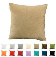 Federa cuscino divano 42x42 fodera copricuscino con cerniera letto decorativo