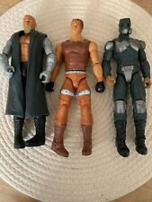 WWE wrestling mixed lot of toy figures