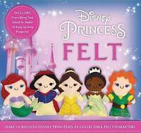 Disney Princess Felt (Felt Kits) by Ray, Aimee in Used - Like New
