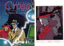 GRENSON CARLAND CROSS #4 - EDITION ORIGINALE + EX-LIBRIS 150 ex. n°/signés