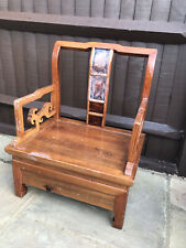 More details for chinese alter style chair