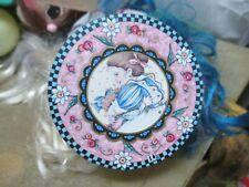 """Mary Engelbreit """"Mother O'Mine"""" Trinket Box jewelry storage Pooch & Sweetheart"""