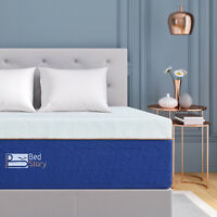 BedStory Gel Memory Foam Mattress 12Inch CertiPUR-US TWIN FULL QUEEN KING CK Bed