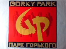 GORKY PARK Omonimo Same S/t lp 1989 BON JOVI THE WHO